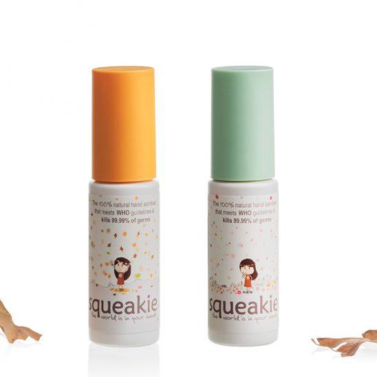 Squeakie Kindness Kit Hand Sanitiser